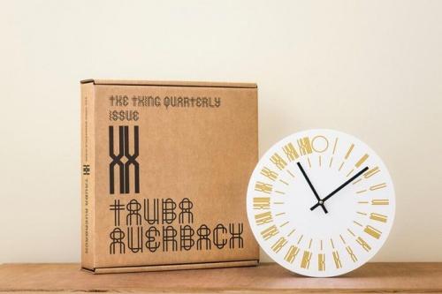 The Thing Issue 20: Tauba Auerbach