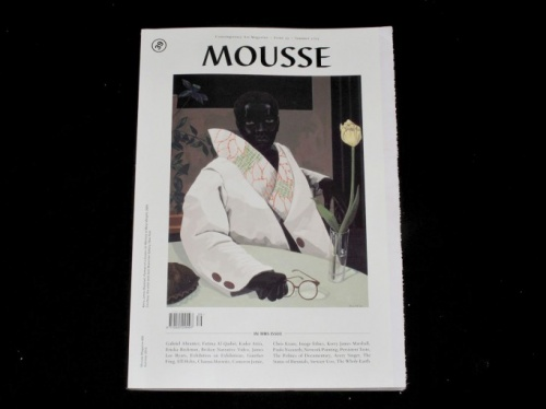 Mousse Magazine Issue 39