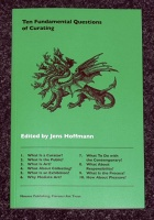 Ten Fundamental Questions of Curating  Edited by Jens Hoffmann