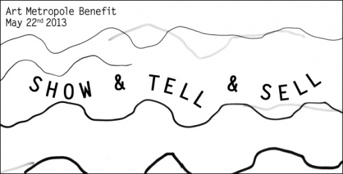 Show & Tell & Sell Benefit Ticket