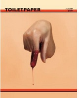 Maurizio Cattelan: Toilet Paper Issue 2