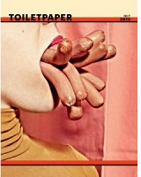 Maurizio Cattelan: Toilet Paper Issue 6, February 2012