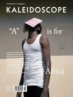 "Kaleidoscope Magazine 15, ""A"" is for Africa"