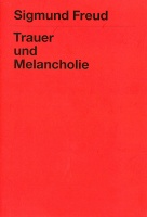 Olaf Nicolai: Trauer und Melancholie (Mourning and Melancholia)