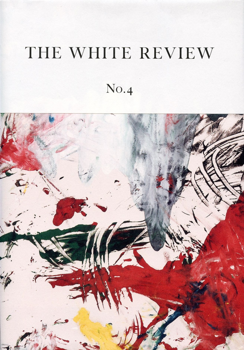 The White Review No. 4