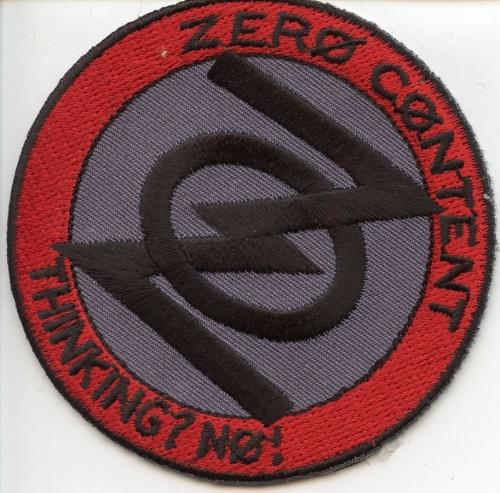 Zero Content Patch