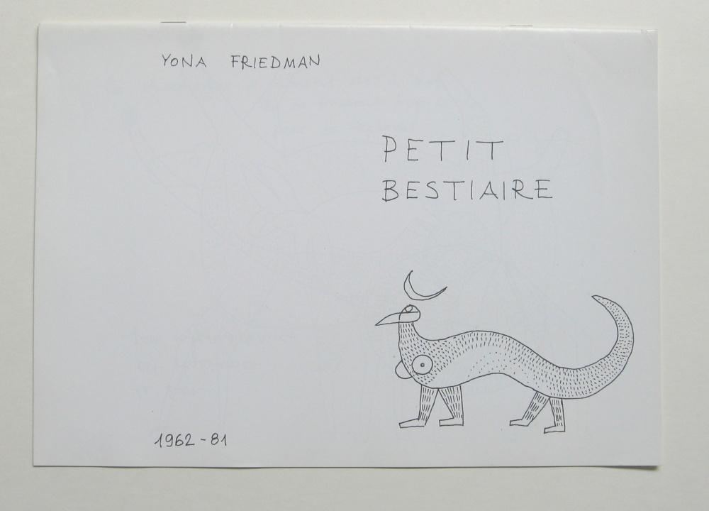 Petit Bestiaire 1962-81