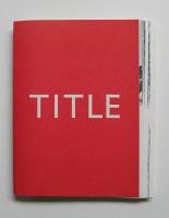 Ramaya Tegegne: TITLE (2nd ed.)