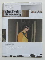 Miranda July: Mono.Editionen #02: Best at Belonging to Yourself / Mono.Kultur #16