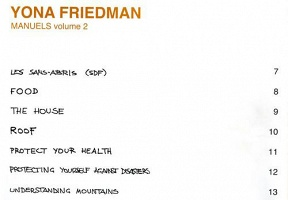 Yona Friedman: Manuels volume 2
