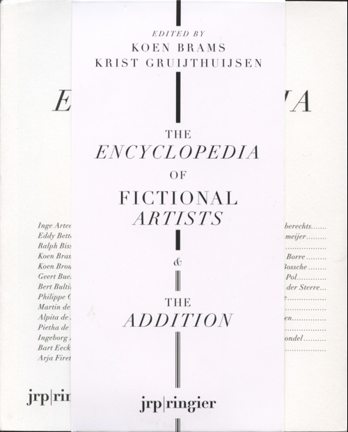 The Encyclopedia of Fictional Artists (1605-today) & The Additio