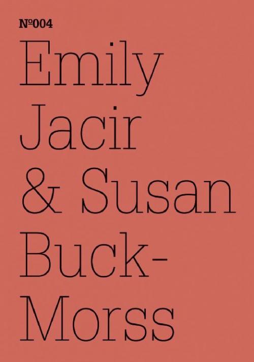 Emily Jacir & Susan Buck-Morss