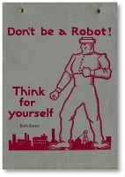 Ruth Ewan: Don't be a Robot