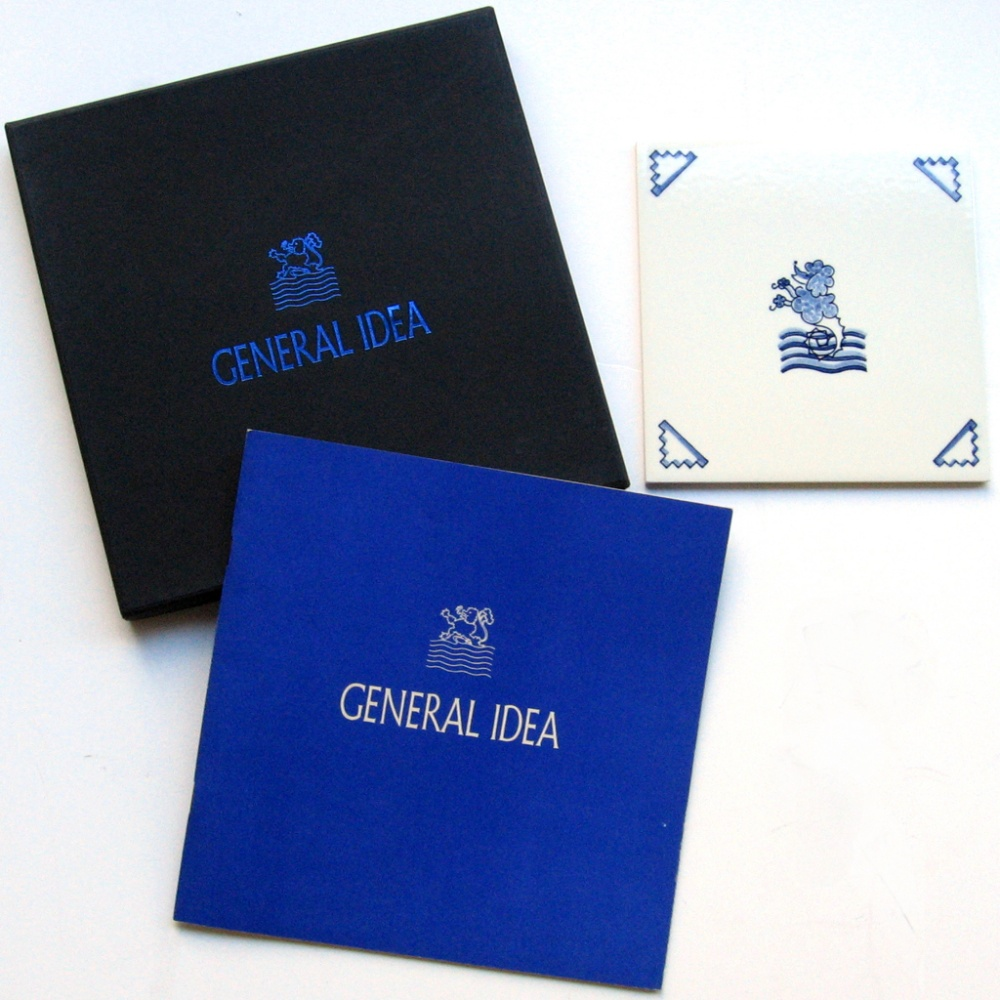 General Idea (Middelburg tile)