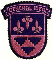 Passion Over Reason, 1991/2010 General Idea Crest