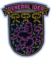 When the Fur Flies, 1988/2010. General Idea Crest