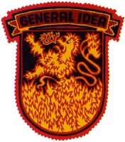 Pheonix with a P, 1988/2010.General Idea Crest