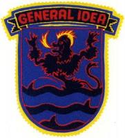 Le Fin, 1988/2010. General Idea Crest