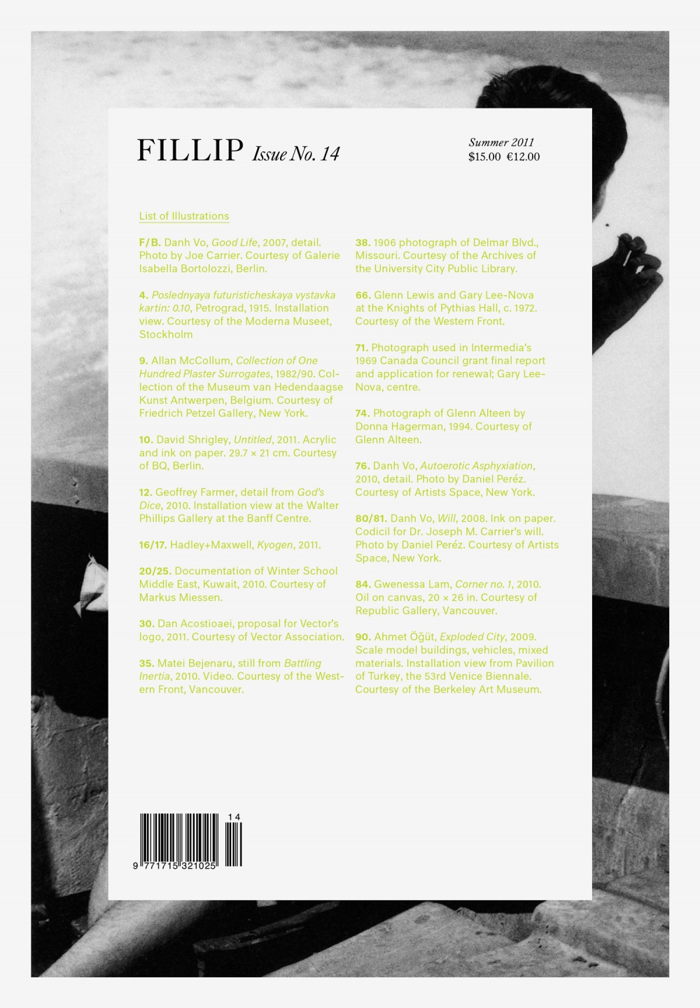 Fillip Issue No. 14