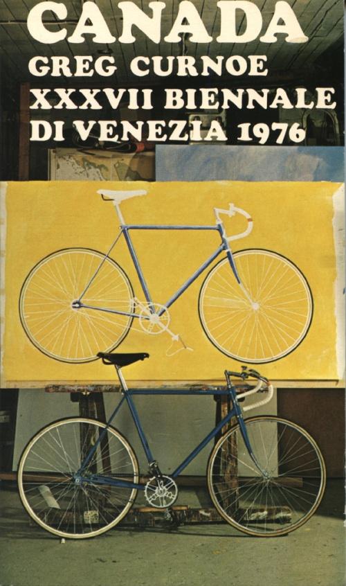 CANADA / Greg Curnoe / XXXVII Biennale di Venezia 1976