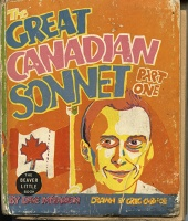 Greg Curnoe and David McFadden: The Great Canadian Sonnet Part One