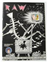 RAW magazine #4