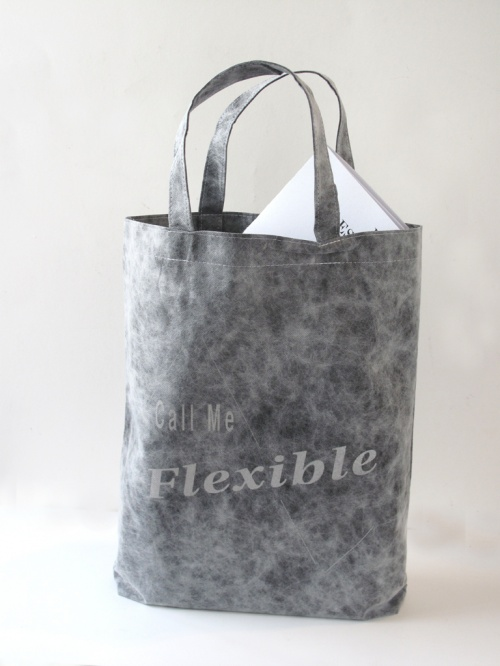 """Call Me Flexible"" Special Edition tote"