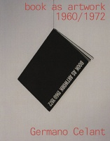 Book as Artwork 1960/1972