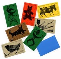 Barbara Klunder: Little TinyPostcards