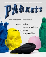 Katharina Fritsch, Annette Kelm, Allen Ruppersberg, Kelley Walker, and Cerith Wyn Evans: Parkett #87